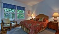 Beaches vacation rental house bedroom #3
