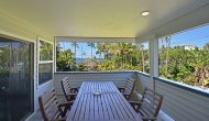 Rental house main deck