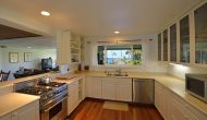 Beaches vacation rental house kitchen