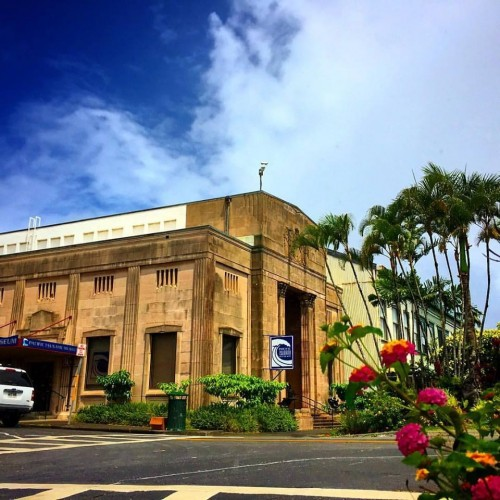 Pacaific Tsunami museum on Hilo downtown walking tour